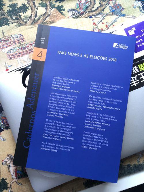O uso de redes sociais em campanhas políticas no Brasil: a transição de estratégias de plataformas abertas para mensageiros interpessoais [Book Chapter]